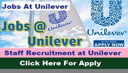 Photo of Staff Recruitment at Unilever