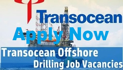 Photo of Transocean Offshore Drilling Job Vacancies