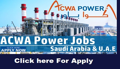 Photo of ACWA Power Careers in UAE and Saudi Arabia