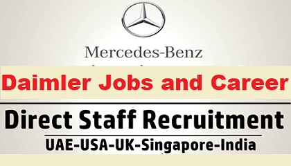 Photo of Daimler Jobs and Careers