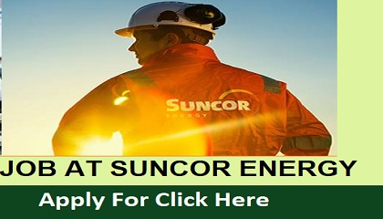 Photo of JOB VACANCIES AT SUNCOR ENERGY APPLY NOW!!
