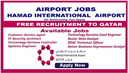 Photo of Latest Hamad International Airport Vacancies – 2019