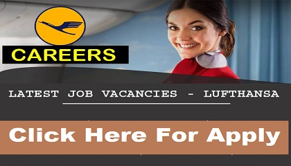 Photo of MULTIPLE JOB VACANCIES AT LUFTHANSA