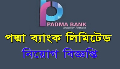 Photo of Padma Bank Limited published a Job Circular.