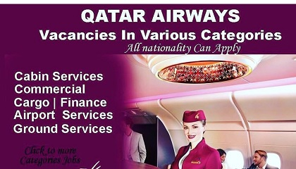 Photo of Qatar Airways- QATAR GOVERNMENT JOBS