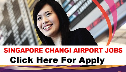 Photo of SINGAPORE CHANGI AIRPORT IN JOBS