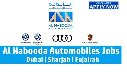Photo of Al Nabooda Automobiles Careers and Jobs