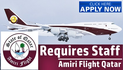 Photo of Amiri Flight Qatar Job Vacancies