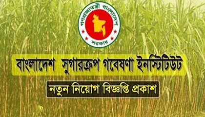 Photo of Bangladesh Sugarcane Research Institute Job Circular 2019