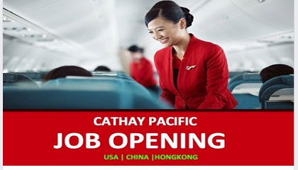 Photo of CATHAY PACIFIC CAREERS