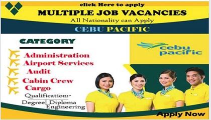 Photo of Cebu Pacific Careers & Staff Recruitment
