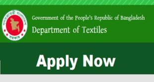 Department of Textiles