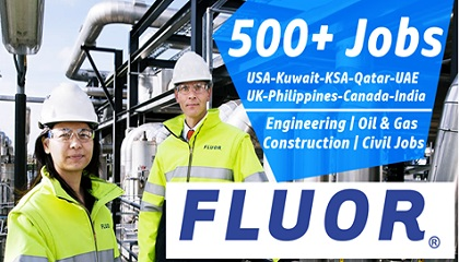Photo of Fluor Jobs and Careers