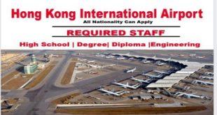 Hong Kong International Airport Jobs