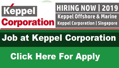 Photo of Job Vacancies at Keppel Corporation