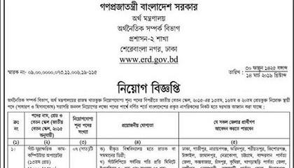 Photo of Ministry of Finance Job Circular 2019