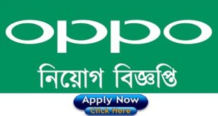 OPPO Bangladesh Communication Equipment Co. Ltd