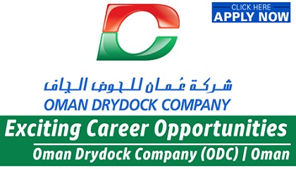 Photo of Oman Drydock Company Careers & Jobs