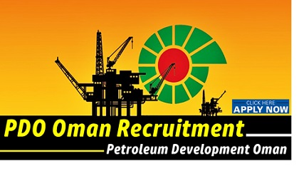 Photo of PDO Oman Careers & Recruitment