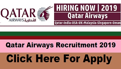 Photo of Qatar Airways Recruitment 2019