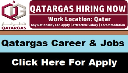 Photo of Qatargas Career Opportunities 2019