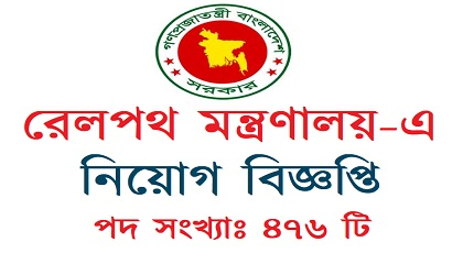 Photo of Railway Ministry published a Job Circular