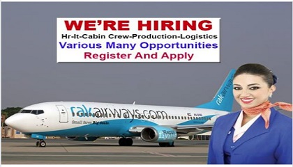 Photo of Career – Ras Al Khaimah International Airport – 2019