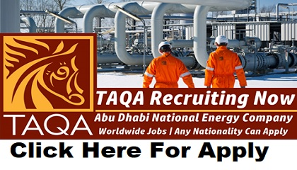 Photo of TAQA Job Vacancies