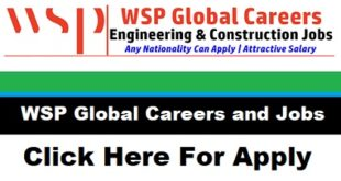 WSP Global Careers and Jobs