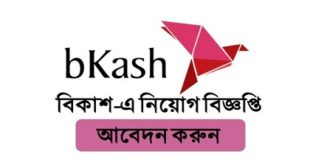 bKash Ltd published a Job Circular