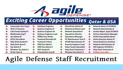 Photo of Agile Defense Staff Recruitment