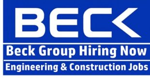 Beck Group Construction Jobs & Careers