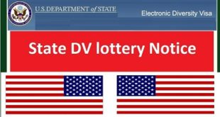 DV Lottery-2021 USA Green Card Lottery
