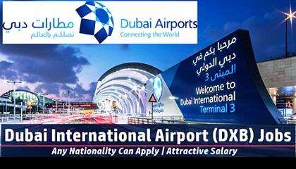 Photo of Dubai Airports Job Vacancies 2019