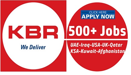 Photo of Exciting Careers at KBR | UAE-Iraq-USA-UK-Qatar-Afghanistan-KSA-Kuwait