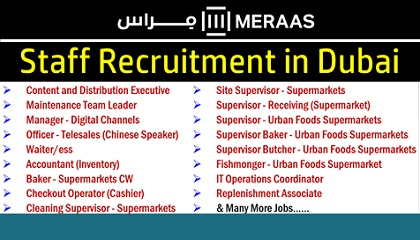 Photo of Exciting Job Vacancies at Meraas Holding