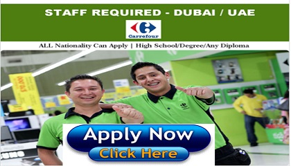 Photo of CARREFOUR | – REGISTER YOUR CV NOW
