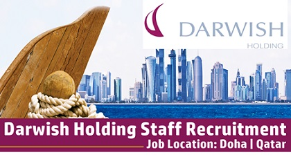 Photo of Job Vacancies at Darwish Holding Qatar Job Vacancies at Darwish Holding Qatar Job Vacancies at Darwish Holding Qatar