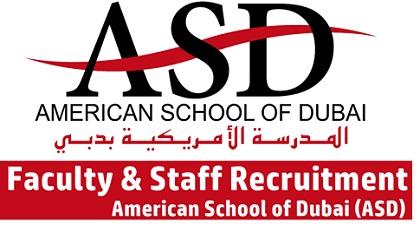 Photo of Latest Job Vacancies at American School of Dubai (ASD)