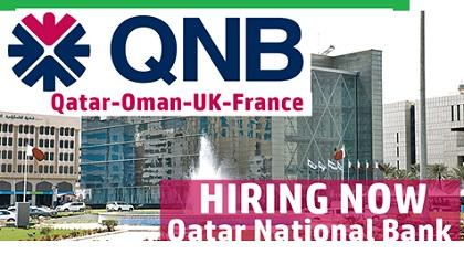 Photo of Latest Job Vacancies at Qatar National Bank (QNB Group)