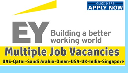 Photo of Latest Jobs at Ernst & Young – EY – Worldwide Jobs