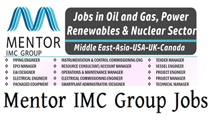 Photo of Mentor IMC Group Jobs