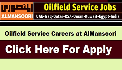 Photo of Latest Oilfield Service Careers at AlMansoori