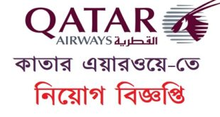 Qatar Airways published a Job Circular.