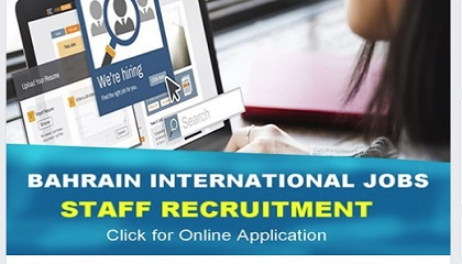 Photo of BAHRAIN -International Job Opportunities