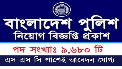 Photo of Bangladesh Police Job Circular 2019 Download Link