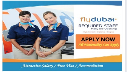 Photo of DIRECT STAFF RECRUITMENT- Flydubai