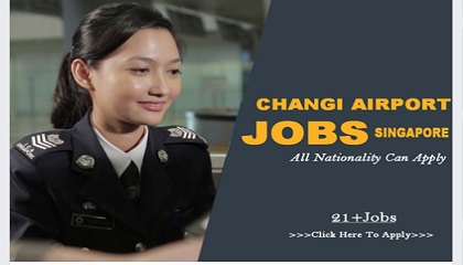 Photo of FREE STAFF RECRUITMENT AT SINGAPORE AIRPORT