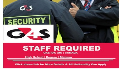 Photo of Job Search AT G4S
