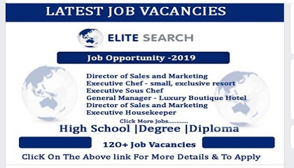 Photo of LATEST JOB VACANCIES AT ELITE SEARCH